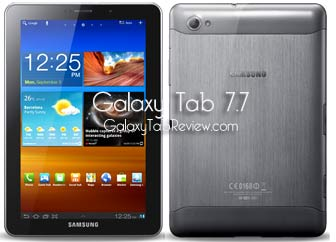 Galaxy Tab 7.7 Download Mode