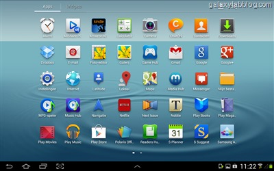Download Galaxy Tab 2 10.1 Official Jelly Bean