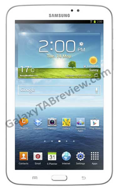 Galaxy Tab 3 Review