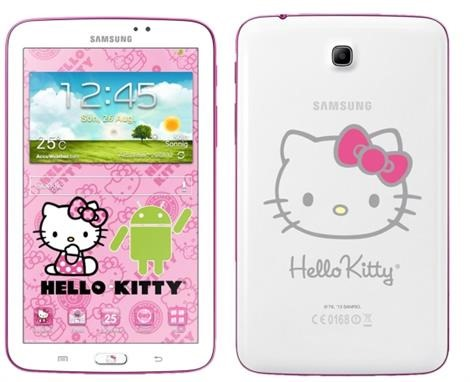 Galaxy Tab 3 7.0 Hello Kitty Edition