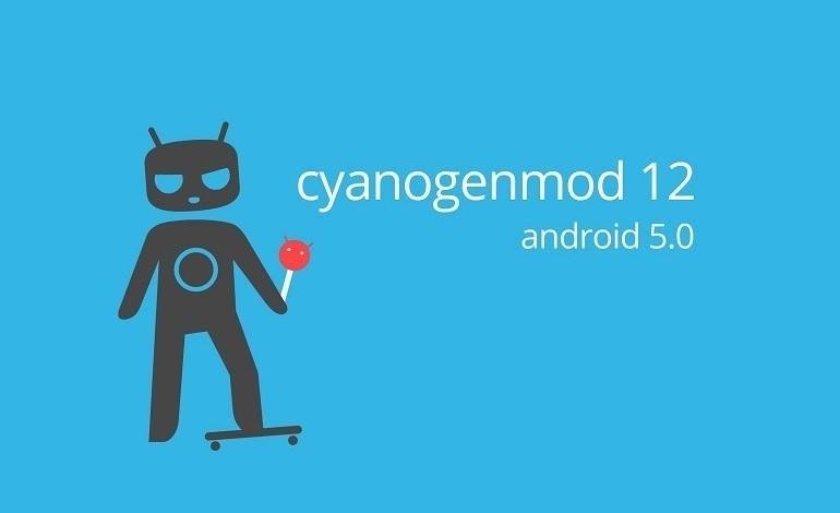 Cyanogen Mod 12 galaxy tab pro 12.2