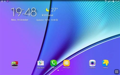 Download Galaxy Note 5 ROM for Tab 3 P5200