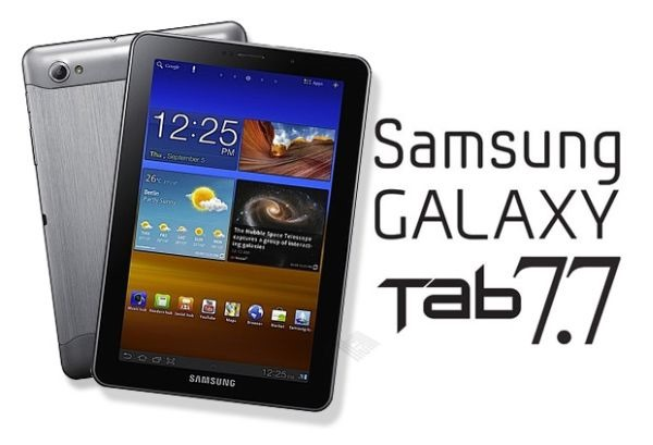 TWRP 3.0 for Galaxy Tab 7.7